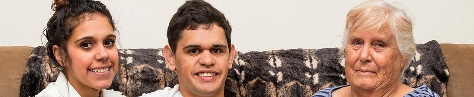 Providing foster care to Aboriginal children