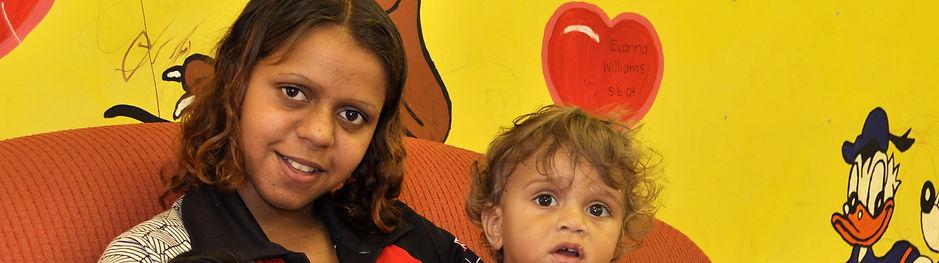 Aboriginal foster care services