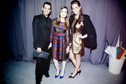 שבוע האופנה GINDI TLV - ירדן הראל, אליאנה תדהר, ג'ו גרינבאום - צילום גוני ריסקין