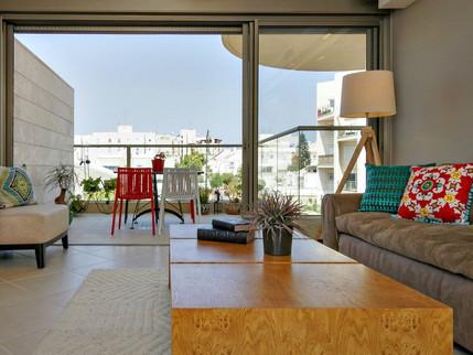 עיצוב ביום אחד: דירת חלומות שכורה