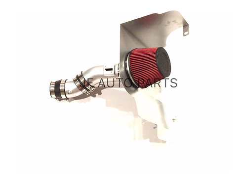 COLD AIR INTAKE SYSTEM FOR 2011-2014 FORD MUSTANG V6 3.7L SILVER