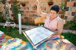 ñandutí, the traditional embroidery