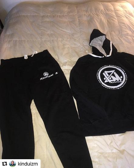 Champion-I.Z.M. Sweatsuit (Black)