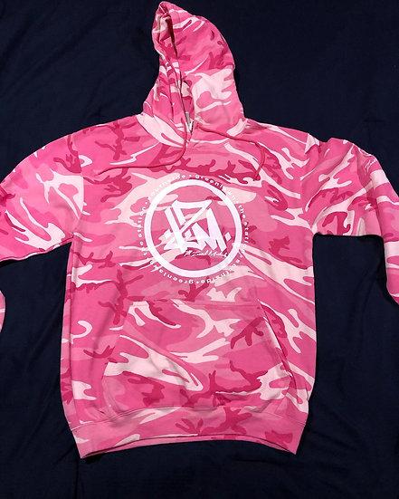 Pink Camo I.Z.M. Hoodie
