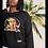 Thumbnail: Black I.Z.M. Zooted RiRi Crew Neck Sweat Shirt