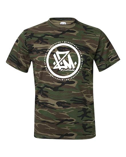 Camouflage IZM Tee Shirt