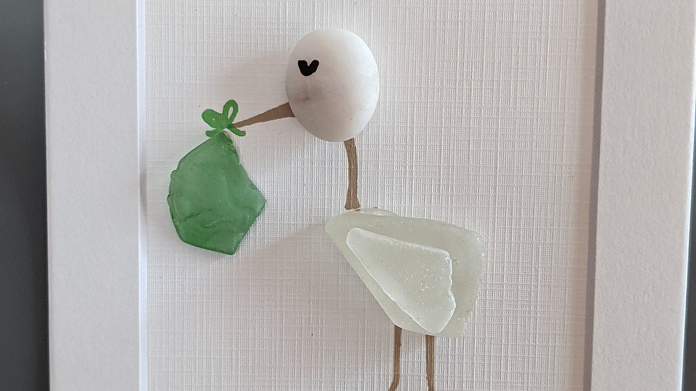 Stork (green)