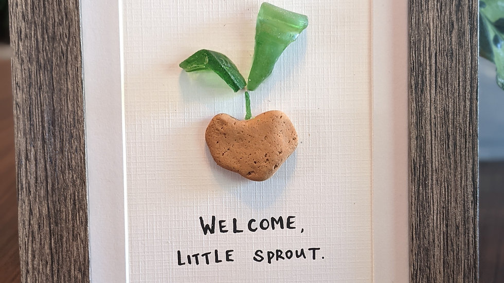 Welcome, Little Sprout.