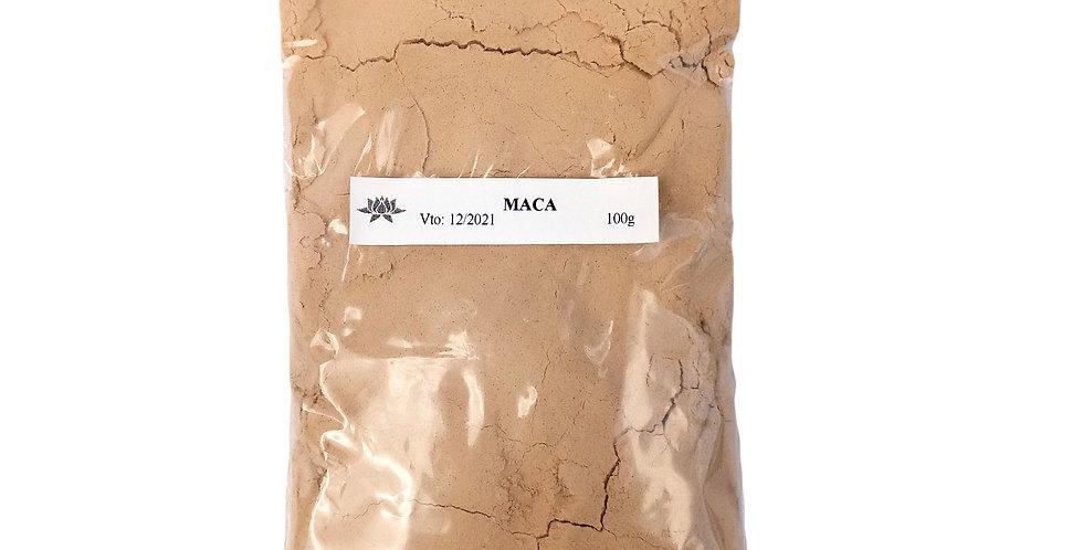 MACA orgánica en polvo x 100 grs
