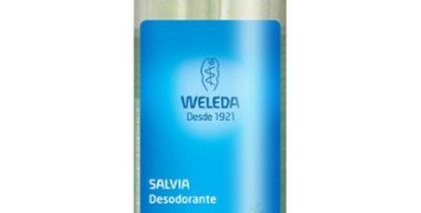 DESODORANTE WELLEDA SALVIA 130 ml.