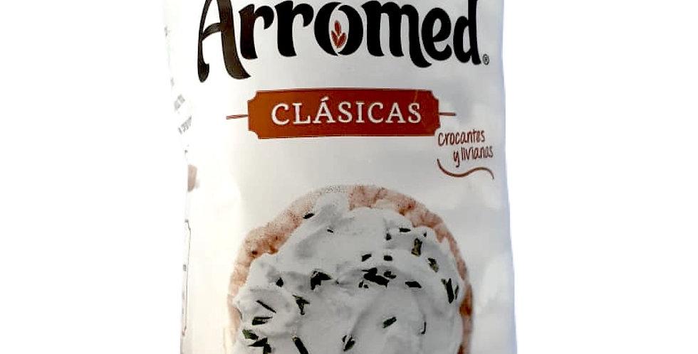 GALLETA DE ARROZ Yamaní integral - Arromed x 100 gr