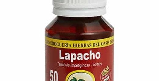 LAPACHO - TINTURA MADRE Hierbas del Oasis x 60cc