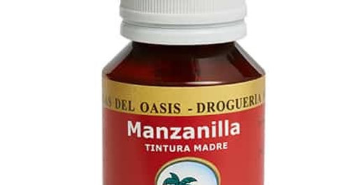 MANZANILLA - TINTURA MADRE Hierbas del Oasis x 60cc