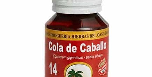 COLA DE CABALLO - TINTURA MADRE Hierbas del Oasis x 60cc
