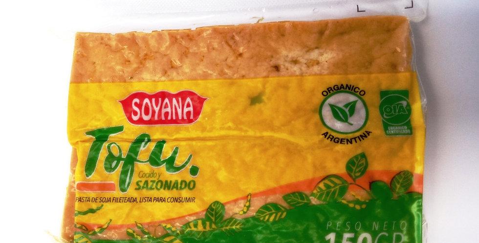 Tofu Orgánico Soyana Codimentado 150 grs.