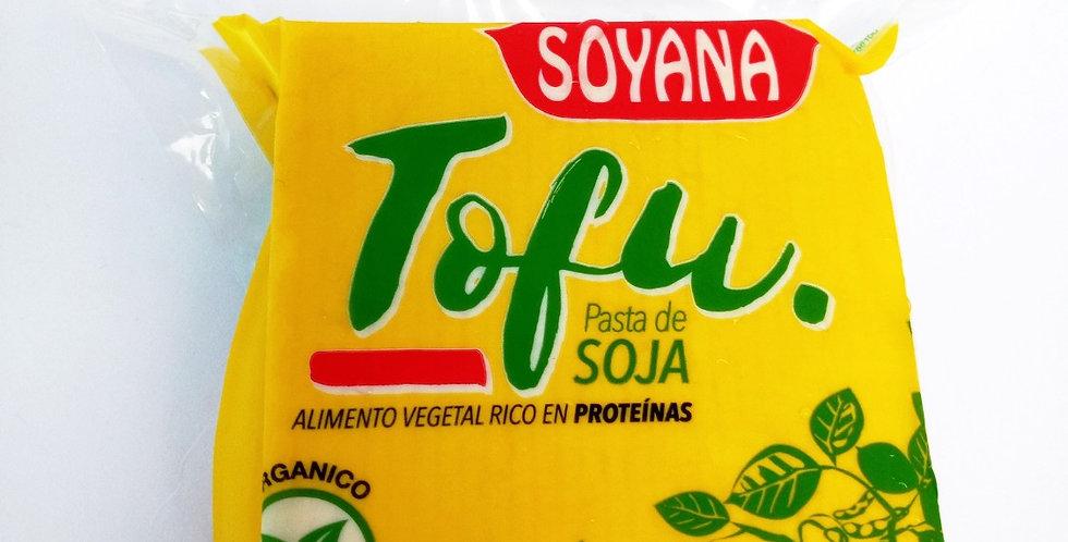 Tofu Orgánico Soyana Natural 330 grs