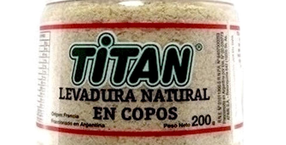 LEVADURA TITAN EN COPOS x 200 grs.
