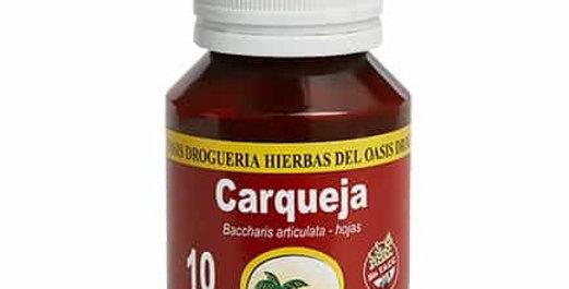 CARQUEJA - TINTURA MADRE Hierbas del Oasis x 60cc