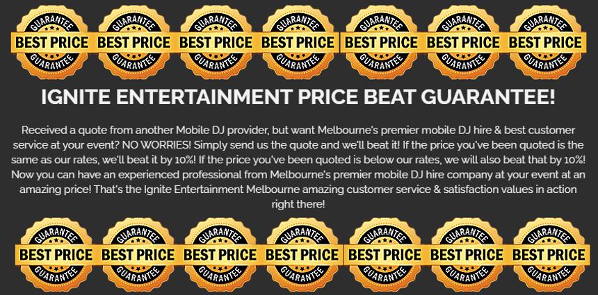 Cheap DJ Hire Melbourne