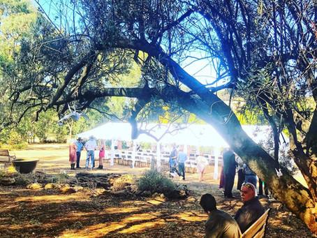 Gorgeous Wedding Among The Rolling Hills Of Joyce's Creek!