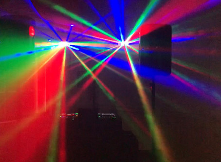 Light & Sound Test! 😃
