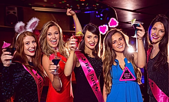 Hens Night Melbourne DJ Hire