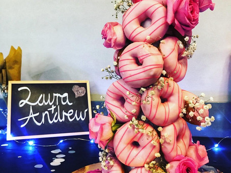 Laura & Andrew's Beautiful Engagement Party!