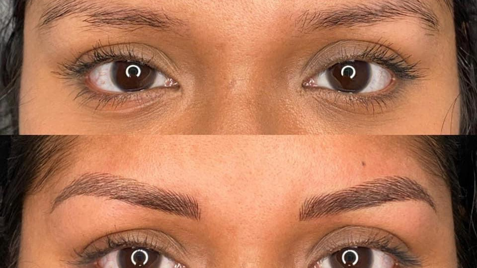 半永久纹眉Eyebrow tattoo