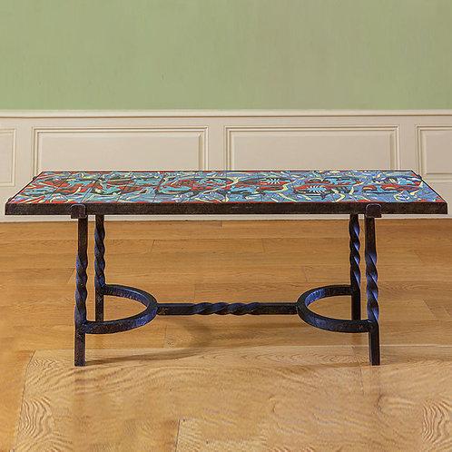 Table Basse années 50-60