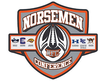 Norseman Football Conference logo