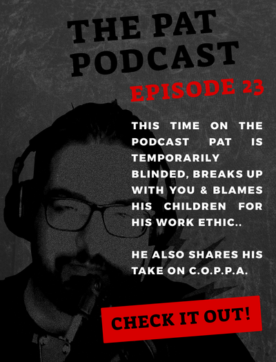 THE PAT PODCAST