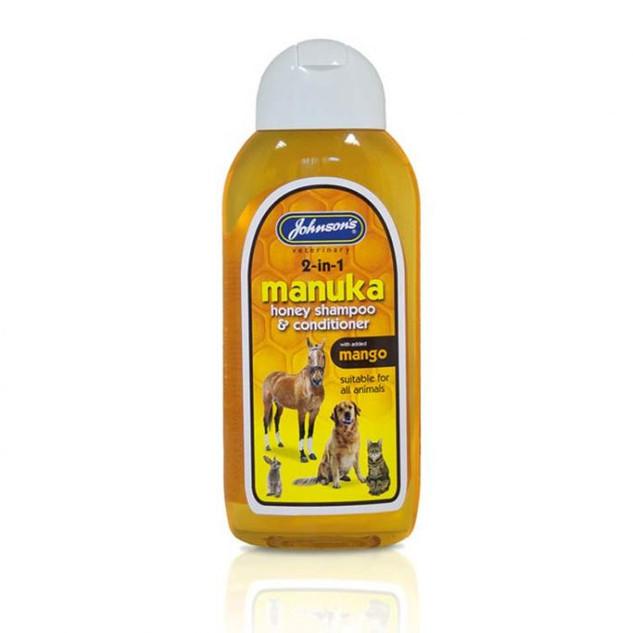 Shampoo Manuka Honey