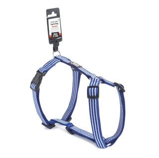 Blue Stripe Harness