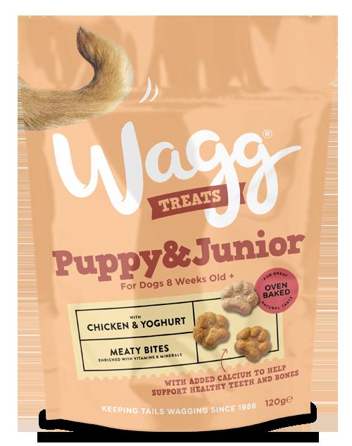 Wagg Puppy Chicken Yoghurt.pn