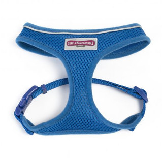 Blue Mesh Harness