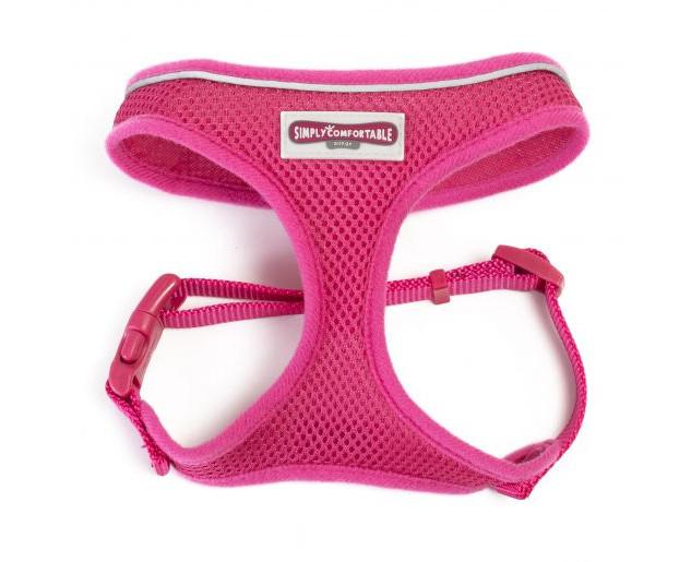 Pink Mesh Harness.jpg
