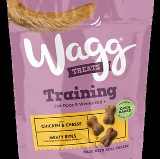 Wagg Training Chicken Cheese