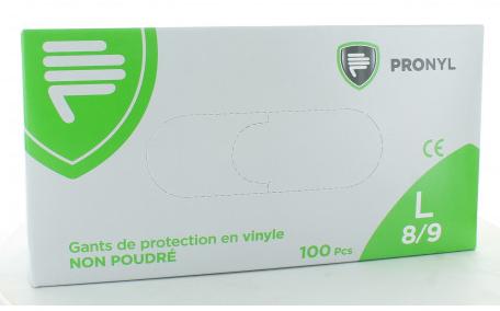 Gants de Protection Pronyl Vinyle
