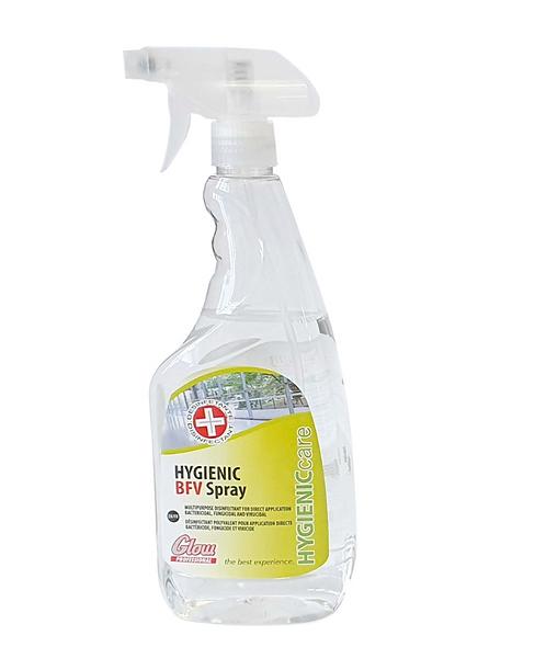 Hygienic BFV Spray / TVA 5.5%