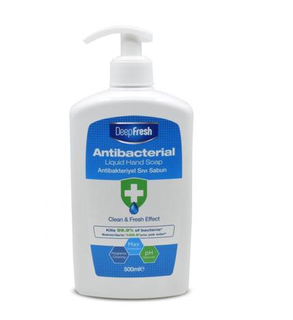 Savon Liquide Anti Virucide 500 ml / TVA 5.5%