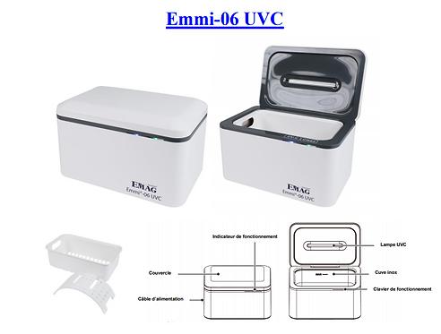 Emmi-06 UVC (Bac Ultrasson + UV Protect)