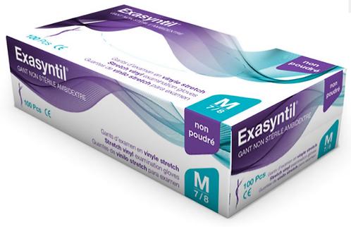 Gants d'Examen Exasyntil Vinyle