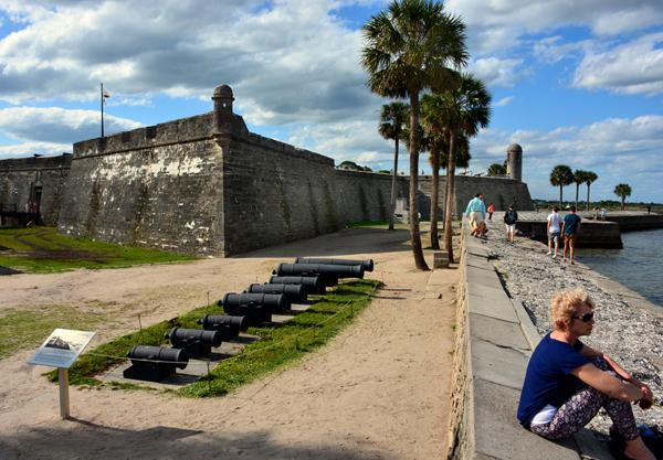castillo de san marcos-outdoors rambler.