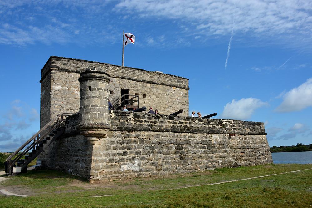 Fort Matanzas St. Augustine, Florida
