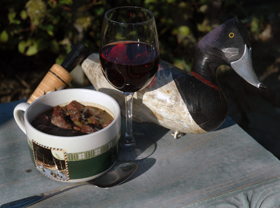 wild game recipes duck gumbo