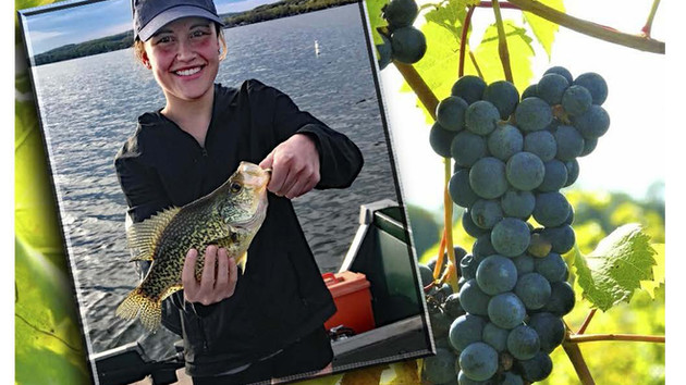 'Days of Wine and Crappie Fishing' - My Latest Article in Crappie Now - a NW New York Hotspot