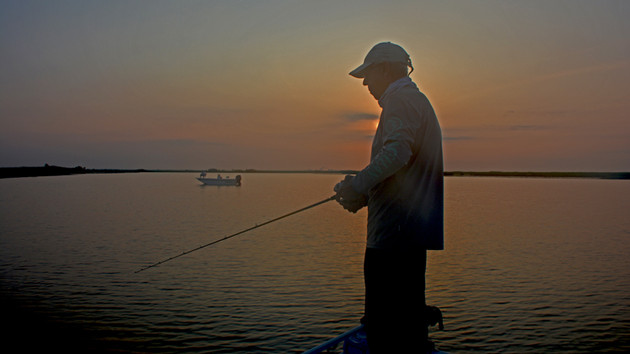 Banging the Drums North of New Orleans with Early Summer, Light Tackle Fishing Action