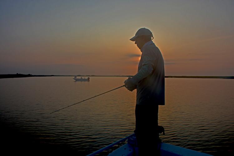 Louisiana drum fishing