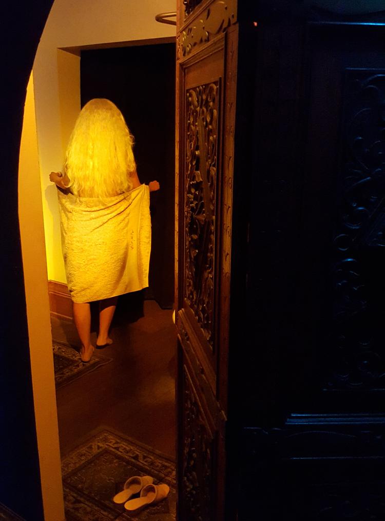 Ripley's ghost