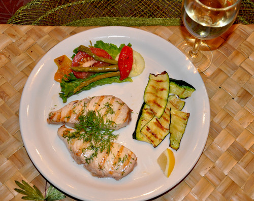 wild fish and game recipes cobia